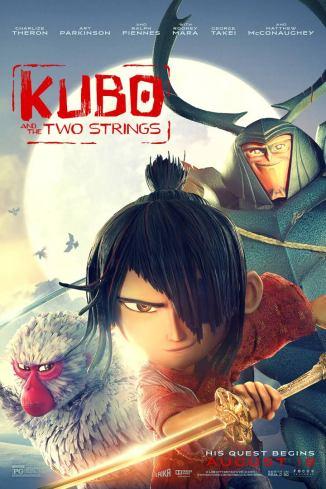 kubo movie poster